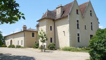 Château de la Loubière à  -