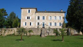 Château La Caussade à  -