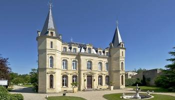 Château Pontet d'Eyrans à  -